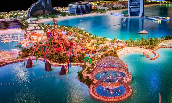 New Dubai marine park to possibly display orca